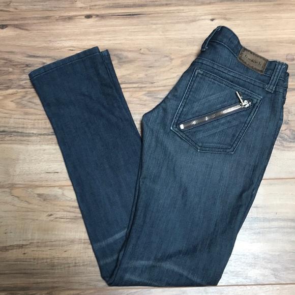Frankie B. Denim - Frankie B straight legged jeans